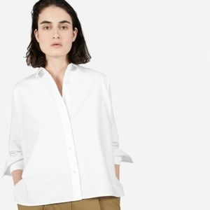 Everlane Japanese Oxford Square Button Down